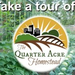 A Tour of The Quarter Acre Homestead