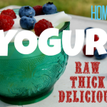 How to Make Yogurt (Thick, Raw, DIY Milk Yogurt)