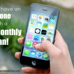 How to Have an iPhone With a FREE Monthly Plan